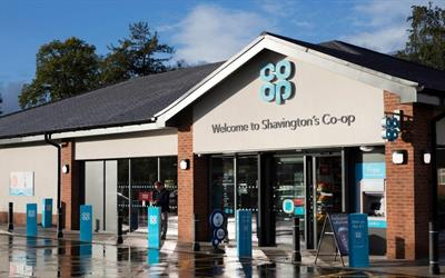 Shavington's Co-op